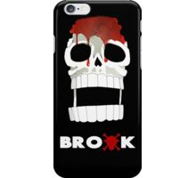 One Piece - Brook iPhone Case/Skin