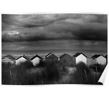 SOUTHWOLD BEACH II Poster