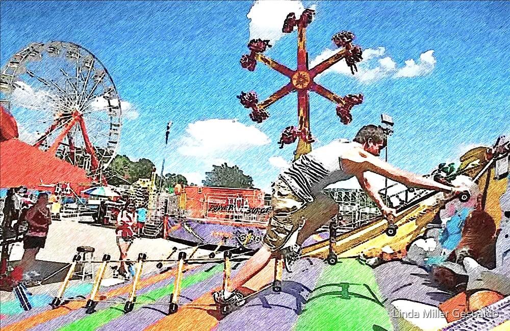 Fun At The Fair by Linda Miller Gesualdo