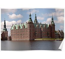 Frederiksborg Castle and RB meeting Poster