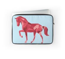 Geometric Horse Laptop Sleeve