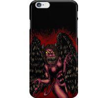 Lady Demon iPhone Case/Skin