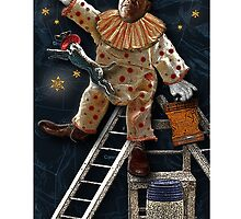 The Clown: Circus Tarot by Duck Soup Productions by DuckSoupDotMe
