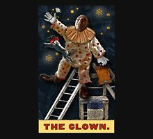 The Clown: Circus Tarot by Duck Soup Productions Unisex T-Shirt