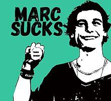 Marc Sucks Empire Records by SailorMeg