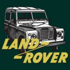Classic Land Rovers series by Robin Lund
