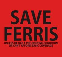 Save Ferris Unless One Piece - Short Sleeve