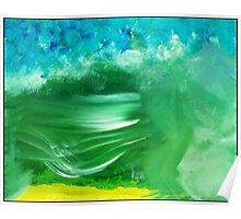 Art by Jeffrey - Abstract Poster