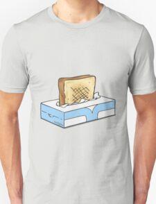 nichijou toast tissue box anime manga shirt T-Shirt
