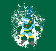 Bubble Man Splattery Vector shirt Unisex T-Shirt