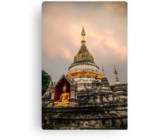Great Buddha Temple Canvas Print