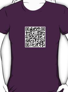 QR Shirt - Boob Scan T-Shirt