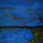 Broken Landscape by Alexey Yarygin