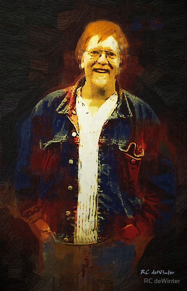 The Ginger Man by RC deWinter