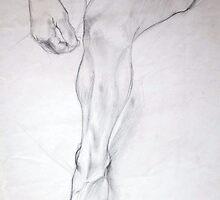 male nude by john darren sutton by John Darren Sutton