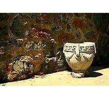Pottery Photographic Print