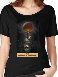 Tarot of the Zircus Magi - The World Women's Relaxed Fit T-Shirt