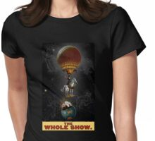 Tarot of the Zircus Magi - The World Womens Fitted T-Shirt