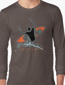 Just Surf Long Sleeve T-Shirt
