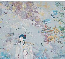 Japanese Melody by panovatanya