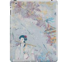 Japanese Melody iPad Case/Skin
