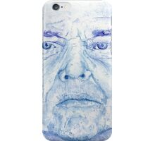 Blue I iPhone Case/Skin