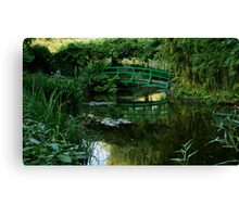 Water-scape 1 Canvas Print