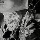 Freddy Krueger by Smogmonkey