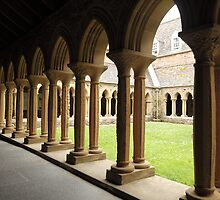 Cloisters by tracilaw