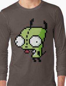 8-Bit Gir Long Sleeve T-Shirt