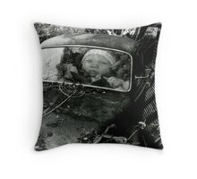 Life Reflections Throw Pillow