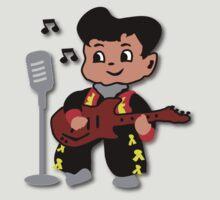 Kid Billy's rockin' T by patjila