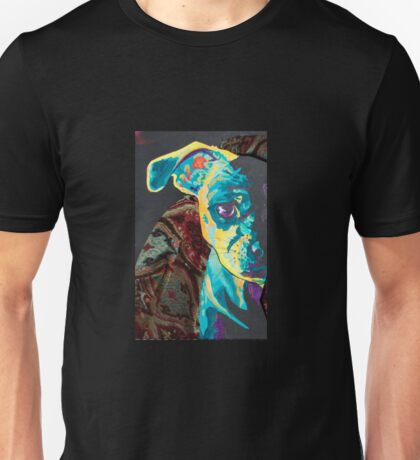 Spectra Pup-Tent by Asra Rae Unisex T-Shirt