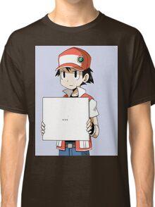 Speachless Ash Classic T-Shirt