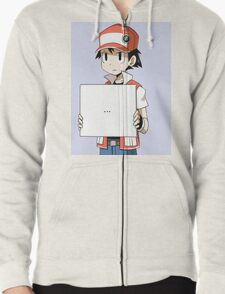 Speachless Ash Zipped Hoodie