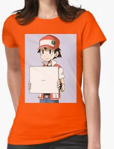 Speachless Ash Womens Fitted T-Shirt
