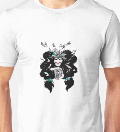 The Bird Keeper Unisex T-Shirt