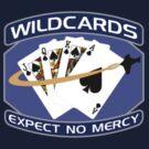 SA&B Wildcards Blue Logo by Christopher Bunye