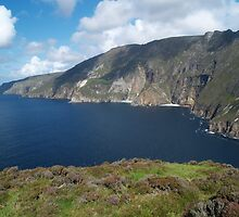 Slieve League by WatscapePhoto