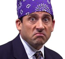 Michael Scott - Prison  by rosewelldesigns