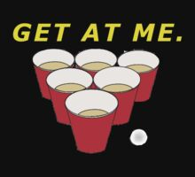 Beer Pong Shirt Kids Tee