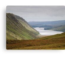 Lough Beagh Canvas Print