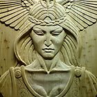 Minerva Godess of Wisdom &amp; War by John Darren Sutton