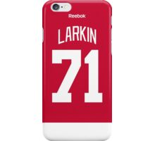 Detroit Red Wings Dylan Larkin Jersey Back Phone Case iPhone Case/Skin