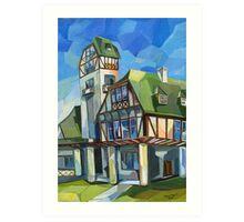 Assiniboine Park Pavilion Art Print