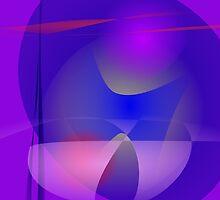Purple Meditation by masabo