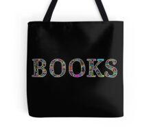 Books. Tote Bag