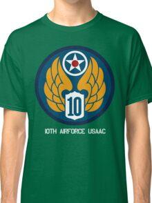 10th Air Force Emblem  Classic T-Shirt