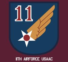 11th Air Force Emblem by warbirdwear