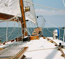 Bayfield Sail Boat by lexphoto